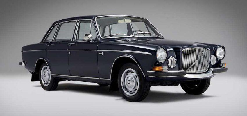 Volvo 164: il prestigio degli anni '60 celebra il suo 50esimo anniversario