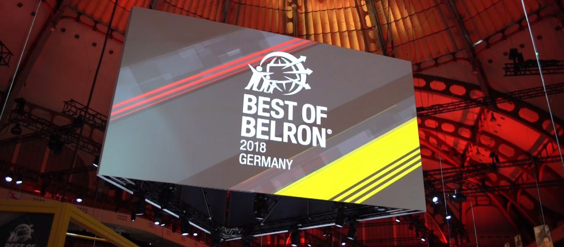 Car Glass Best of Belron 2018