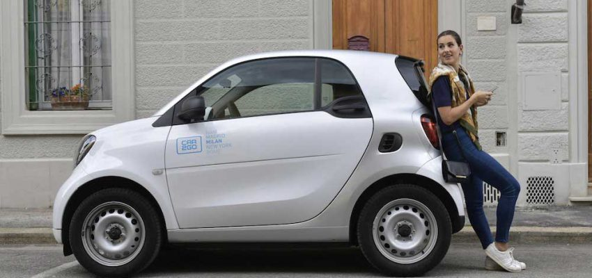 car2go in Italia: raggiunta quota 500.000 iscritti