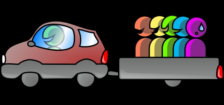 Carpooling aziendale: al servizio della città di Genova