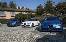 Alfa Romeo sulle…