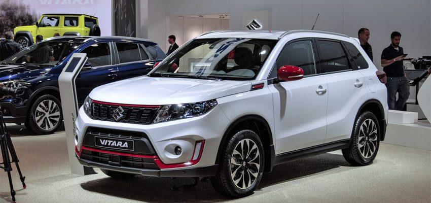 Suzuki Vitara, la forza della chiarezza