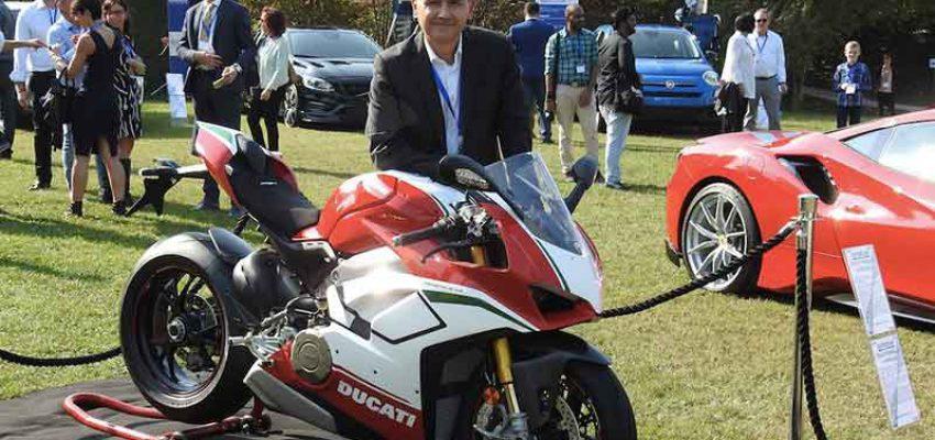 Anche Ducati alla XV edizione di Autostyle Design Competition