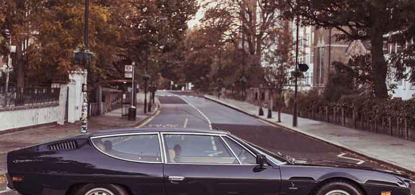 Lamborghini Espada: 50 anni celebrati sulla mitica Abbey Road