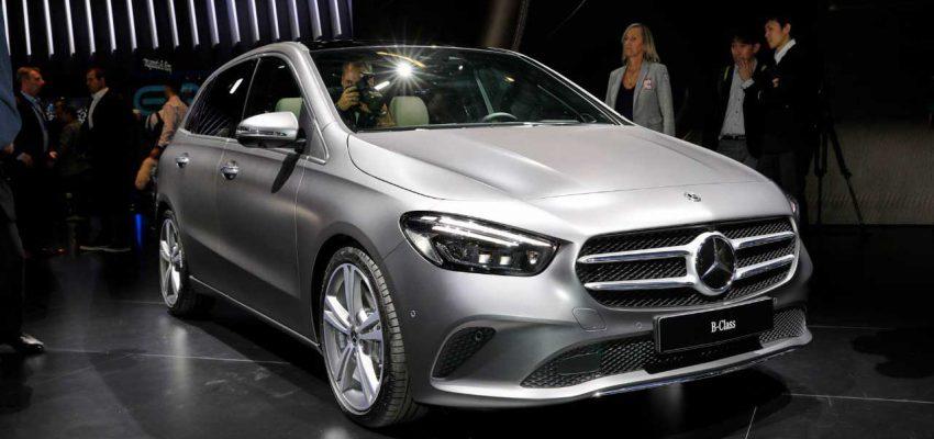 Classe B, il monovolume secondo Mercedes