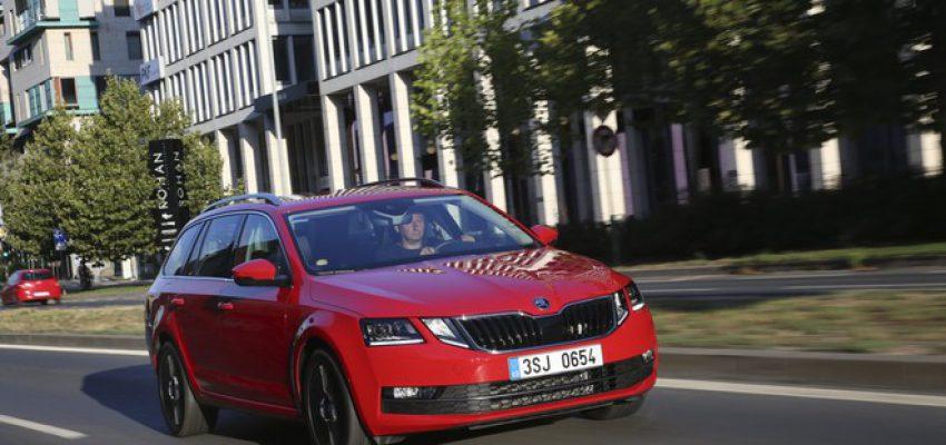 Škoda Octavia G-Tec, economia ed ecologia a portata di mano