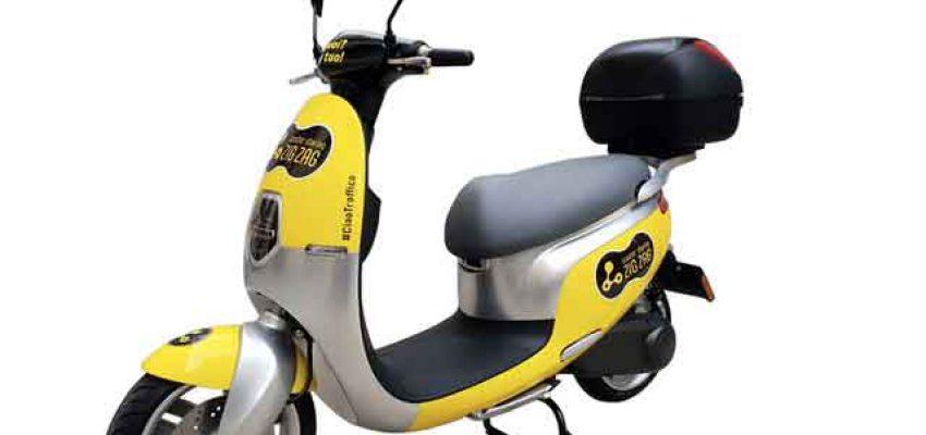 Zig Zag: a Milano arriva lo scooter sharing elettrico