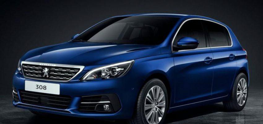 Peugeot 308 Tech Edition, comfort e alta tecnologia