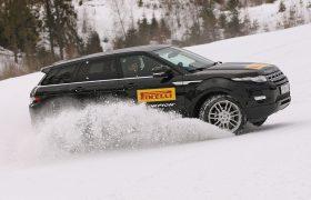 Pirelli e l'inverno a trazione integrale