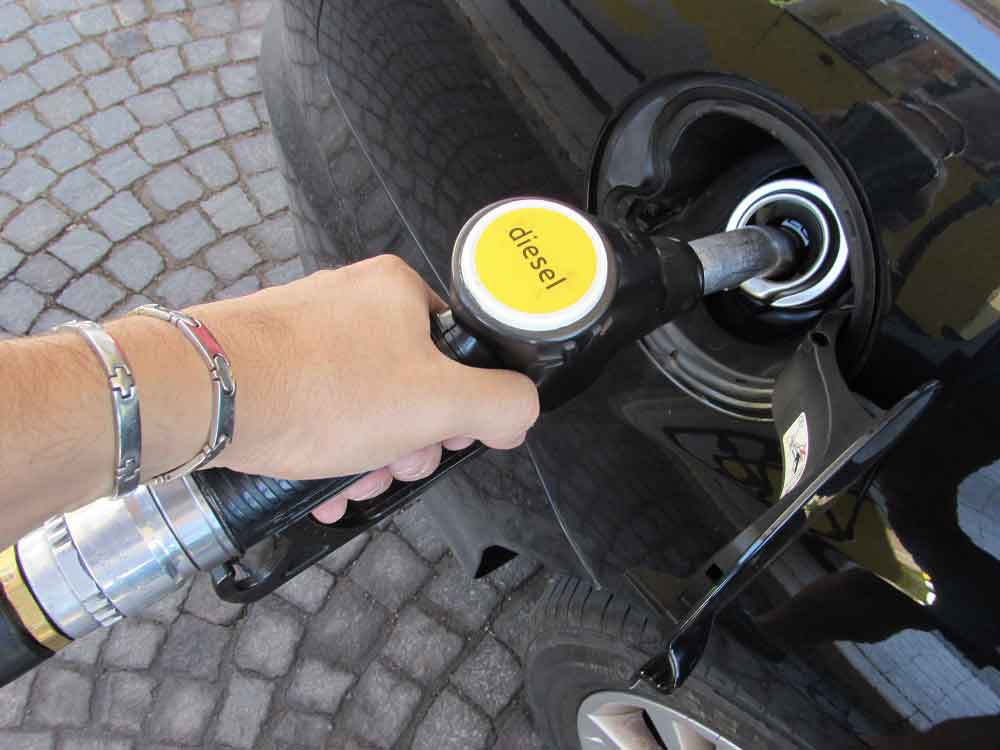 Diesel-Euro-3-2018