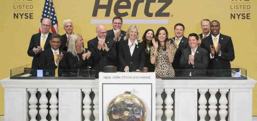 Hertz festeggia i suoi primi 100 anni