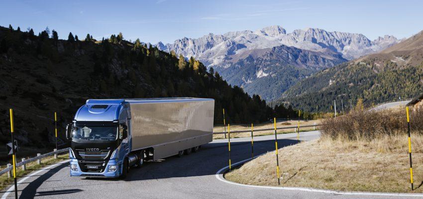 Germania: Iveco dice sì all'esenzione dal pedaggio per i veicoli a gas naturale