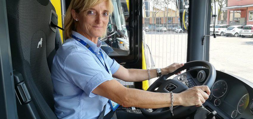 MAN Truck & Bus Italia: il lato rosa della guida