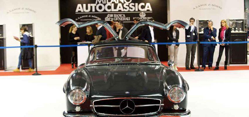 Milano AutoClassica: a Milano dal 23 al 25 novembre