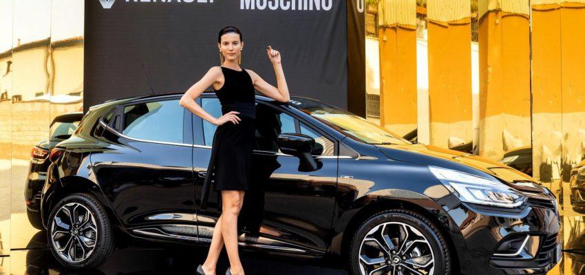 Renault Clio Moschino, per giovani alla moda