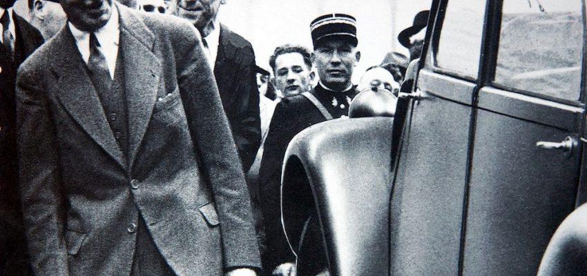 Citroën: il primo depliant pubblicitario della 2CV