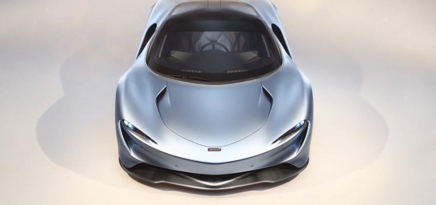 McLaren Speedtail, dream car per pochi