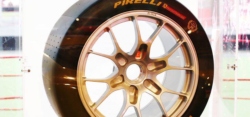 Ferrari Challenge, Pirelli racconta l'evoluzione dei suoi pneumatici