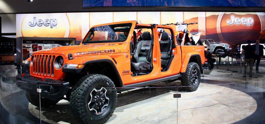 Jeep Gladiator, un mondo tutto nuovo