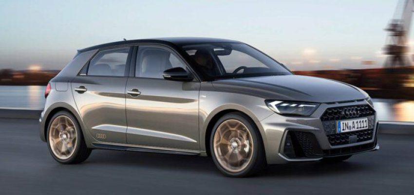 Audi A1 Sportback, la compatta amplia l'offerta