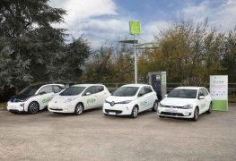 La mobilità elettrica in autostrada: arriva la colonnina di ricarica veloce