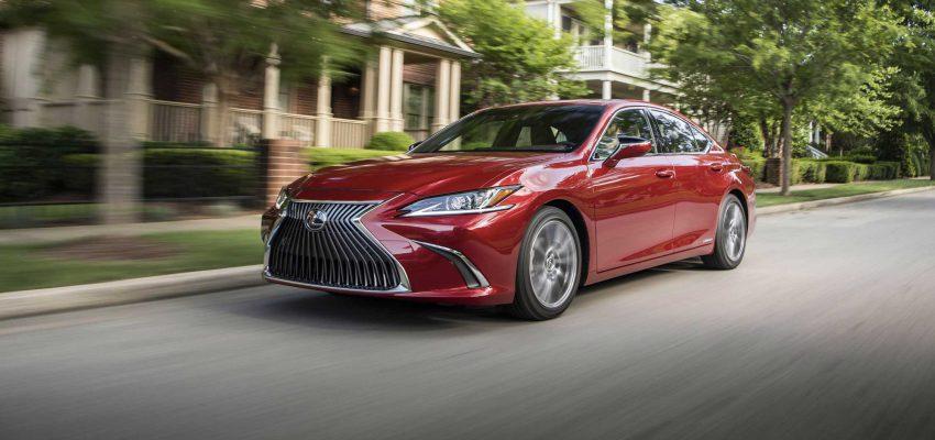Lexus Es è al top delle ibride