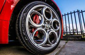 Pirelli e Alfa Romeo in pista…