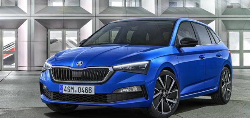 Škoda Scala va alla conquista di nuovi spazi