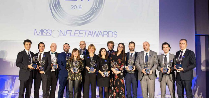 MissionFleet Awards, a tutto business