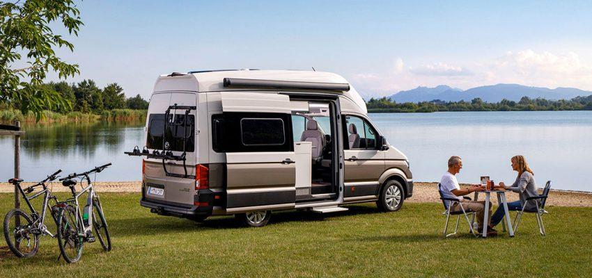 Volkswagen Gran California, un gran bel viaggiare