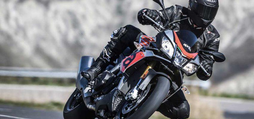 Aprilia Tuono: la moto più cool per gli americani