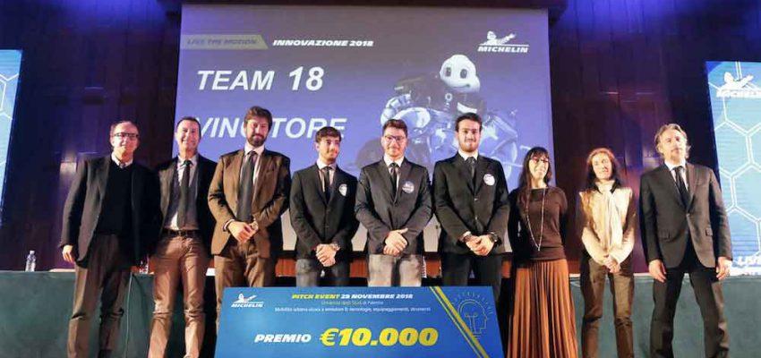 Zero emissioni: Michelin premia l'Università di Palermo