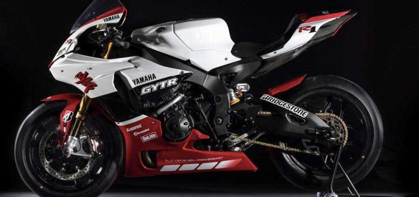 Yamaha R1 GYTR 20° è per pochi eletti
