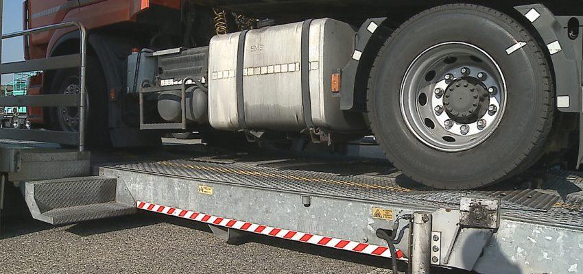 Legge di bilancio e revisione dei veicoli pesanti