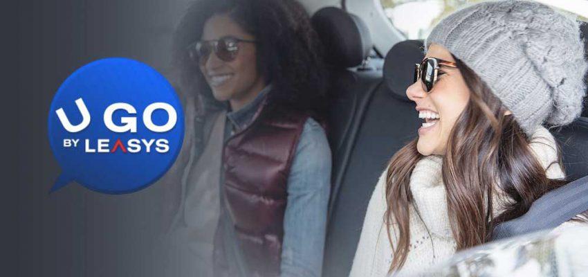 Car Sharing e noleggio: ecco U-Go by Leasys