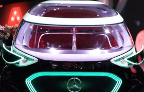Coast To Coast: al CES con Magneti Marelli e Mercedes