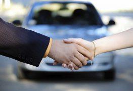 Metà delle auto immatricolate è acquistato con un prestito