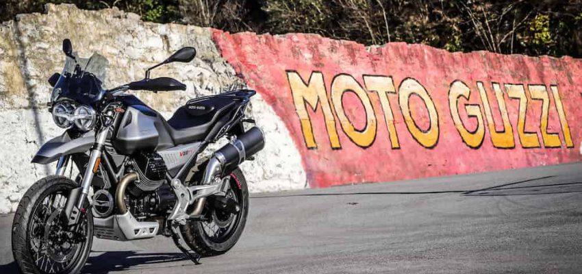 Moto Guzzi V85 TT: via alla produzione