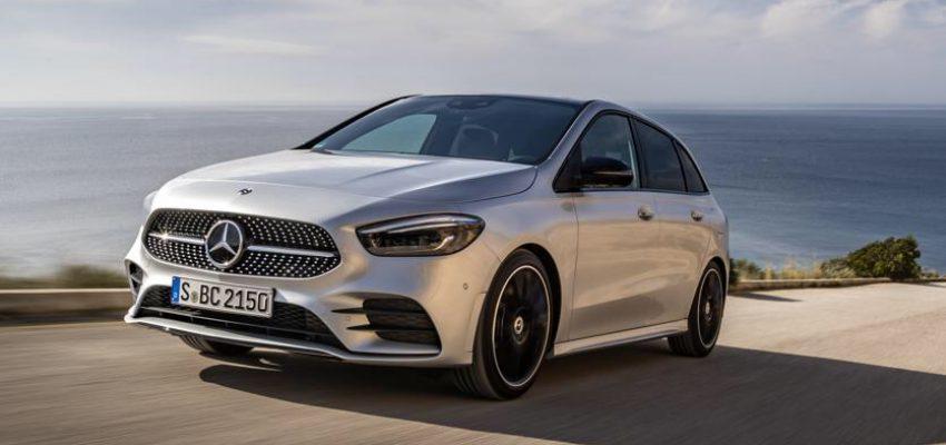 Mercedes-Benz Classe B è bella e possibile