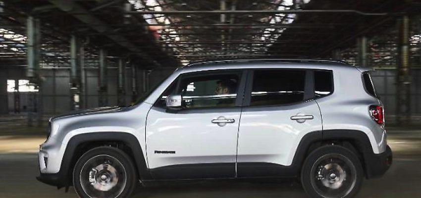 Jeep Renegade, ancora più speciale