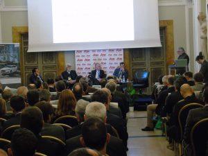 La-Capitale-Automobile-mobility-tavola-rotonda-pres Fabriozio-Guidi-secondo-da-sinistra-2019
