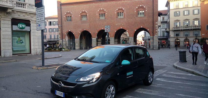 Europcar: New Mobility, per il 2019 si punta al raddoppio del fatturato