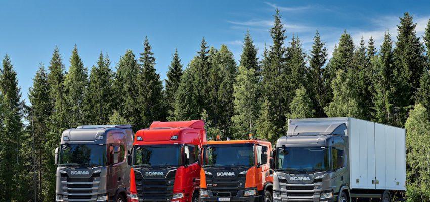 Scania protagonista a Transpotec 2019