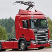 Germania: i veicoli Scania per testare le autostrade elettriche