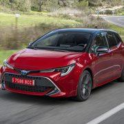 Toyota Corolla, la forza del nome