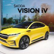 Škoda Vision iV, una finestra sul futuro del brand