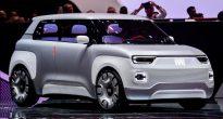 Fiat Centoventi, l'elettrica da costruire