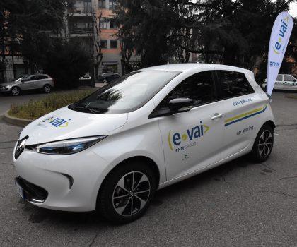 E-Vai PUBLIC: il car sharing elettrico arriva a Dalmine