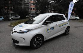 E-Vai sbarca a Bergamo: arriva il nuovo servizio di car-sharing