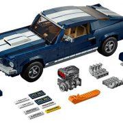 Ford e LEGO: arriva l'iconica Mustang del 1967